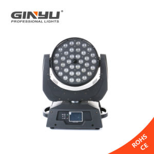Stage Light Equipment 36PCS LED Moving Head Zoom Light