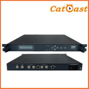 MPEG-1 Audio Encoding Single MPEG-2 Encoder with IP Output pictures & photos