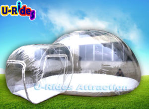 Igloo Air Lodge Inflatable Clear Tent for Camping pictures & photos