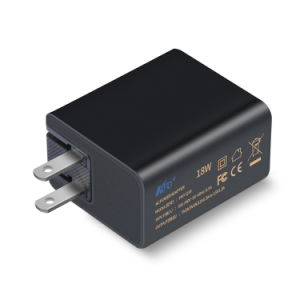 New Product Quick Charge 2.0 5V Wall Charger pictures & photos