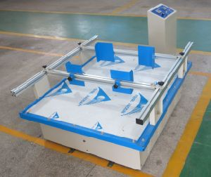 CE Certification Carton Package Furniture Transport Vibration Test Machine pictures & photos