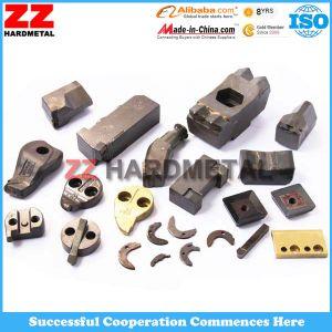 Tungsten Carbide Wood Stump Crusher Cutter pictures & photos
