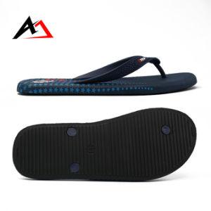 Casual Flip Flops Summer Beach Flat Sandal Slipper Shoes (AK2728-1) pictures & photos