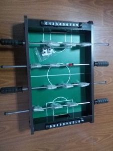 Solid Wood Table Soccer (SGZ-012) pictures & photos