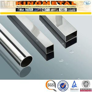 ASTM A312 904L Seamless Stainless Steel Tube Pipe Price pictures & photos