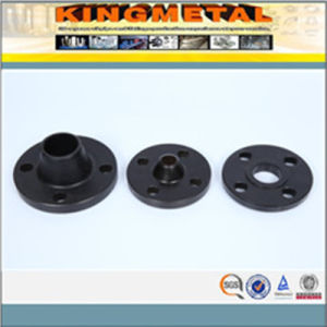 ASTM B16.5 A105n High Pressure Carbon Steel Forged Flange pictures & photos