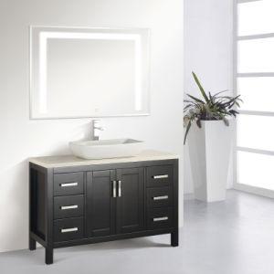 High Glossy Floor Standing Bathroom Vanity