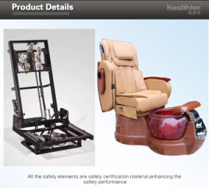 Deluxe Zero Gravity Full Body Massage Chair (B203-36-S) pictures & photos