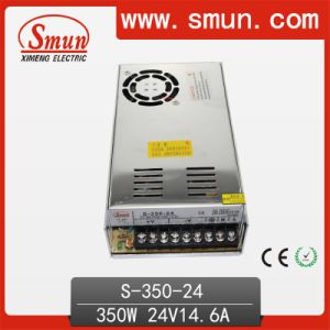 24VDC 14.6A 350W SMPS Switch Mode Power Supply pictures & photos