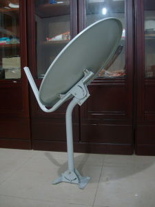 Ku Band Satellite Dish 75cm with SGS Certification pictures & photos