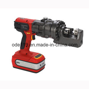 Translate Automatic Handheld Rebar Cutter with 18 V Li-ion pictures & photos