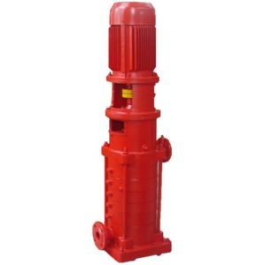 Vertical Multi-Stage Centrifugal Water Pump pictures & photos