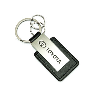 Brand Publicity Stamping Logo Leather Key Chain at Factory Price From China pictures & photos
