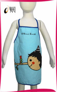 Cotton Printing Children (boy) Drawing Kitchen Cooking Work Apron