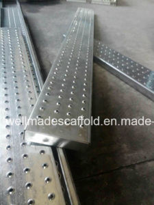 238X57mm Cuplock Scaffolding Steel Batten Scaffold Borads pictures & photos