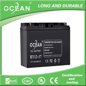 12V 17ah Deep Cycle Lead Acid Battery