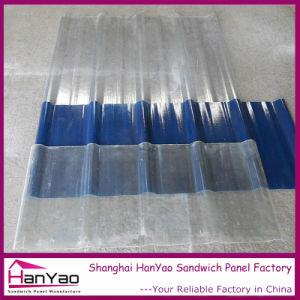 Shanghai Supplier Translucent PVC/ FRP Roof Tile pictures & photos