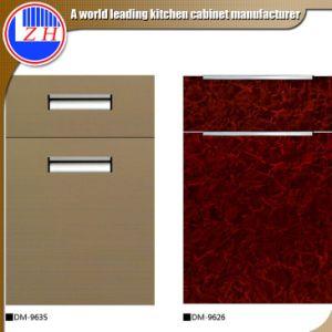 Glossy Wooden Kitchen Cabinet Roller Shutter Door (zhuv) pictures & photos