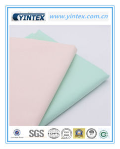 Manufactory Comfortable Poly Cotton Silver Fabric pictures & photos