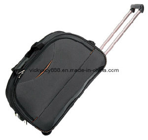Wheeled Trolley Shopping Luggage Leisure Travel Case Bag (CY6844) pictures & photos