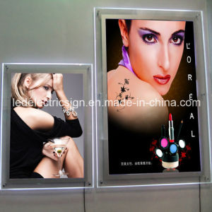Acrylic Board with LED Acrylic Light Frame Ultra Thin Light Box pictures & photos