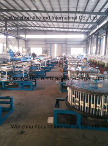 Rolling Column Style Six-Shuttle Circular Loom pictures & photos
