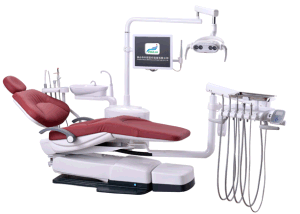 Aluminum Base Stable Dental Chair Kj-918 for Modern Dental Clinics pictures & photos