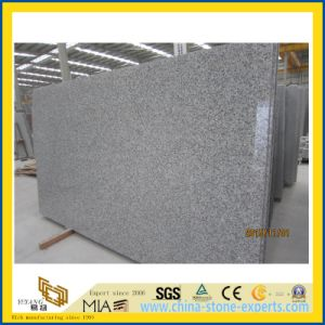 Polished G439 Big White Granite Slab with Competitive Price pictures & photos