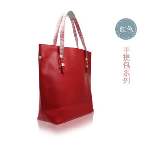 22015 Fashion Brand Designer PU Leather Women′s Handbags pictures & photos