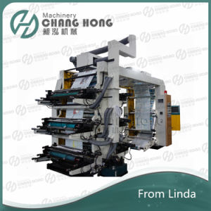 Multi Color Flexo Graphic Printing Machine pictures & photos