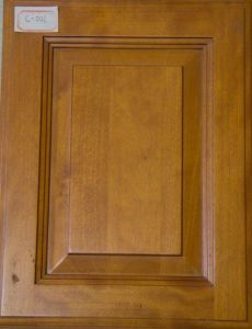 American Style Natural Maple 2 Kitchen Cabinet pictures & photos
