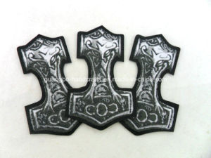 High Quality Clothing / Garments Woven Design Patch (WD-01) pictures & photos