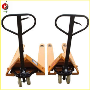 CE Standard Durable Manual Pallet Truck pictures & photos