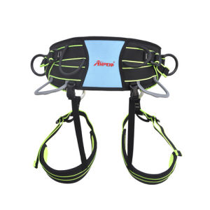 New Design Adjustable Climbing Tree Safety Harness pictures & photos