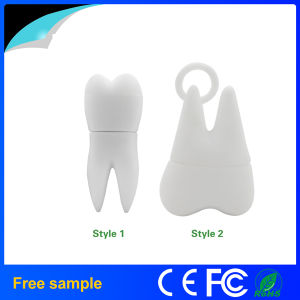 Free Samples Promotional Tooth USB Flash Drives pictures & photos