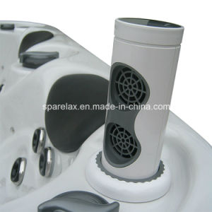 Family Used Strong Jets Pressure Sanitary Massage Bathtub (S502) pictures & photos