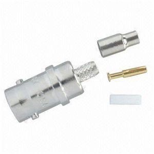 BNC Female Crimp Type RF Connector