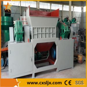 Double Shaft Waste Plastic Shredder pictures & photos