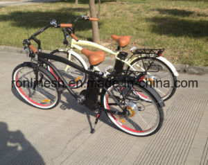 Vintage/Retro/Holland Style 200W/250W/350W E Bike/Pedalec/Electric Bicycle/Electric Bike/E Bicycle W En15194 pictures & photos