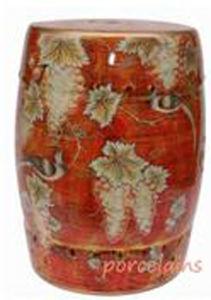 Chinese Antique Furniture - Ceramic Stool pictures & photos