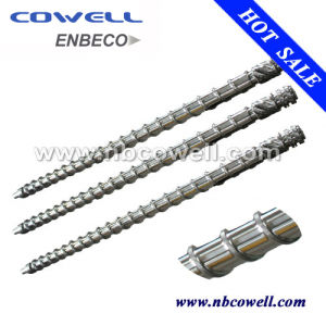 Single Extruder Screw Barrel (HY-022) pictures & photos