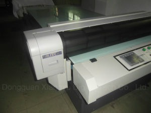 Leather, Acrylic, Glass, T-Shirt, Metal, Wood, Textile Digital Flatbed Printer pictures & photos
