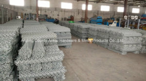 Diamond Hole Chain Link Mesh pictures & photos