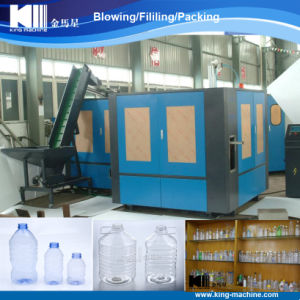 Automatic Bottle Blowing Machine / Pet Blow Molding Machine/ Plastic Bottle Moulding Machine pictures & photos