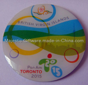 Custom Offset Printing Lapel Pin pictures & photos