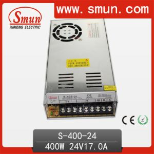 400W 24V AC to DC Switch Mode Power Supply pictures & photos