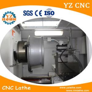 Alloy Wheel Repair Diamond Cutting CNC Lathe pictures & photos