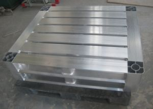Aluminium Profile Welding Pallet for Food Transportation (Heavy Loading) pictures & photos