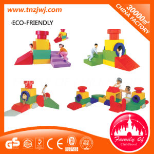 Wholesale Children Toy Creeping Soft Pack Climbing Gym Soft Play with PVC pictures & photos
