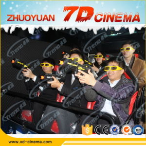 Many Kinds Imitation Movements for Hot 5D 7D 8d 9d 12D Cinema Simulator pictures & photos